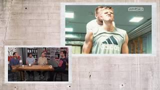 KP Is Getting Ripped! | People Talking Sports*