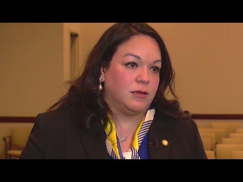Senator Luz Escamilla announces she will run for mayor in 2019