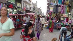 POV - India - New Delhi - Main Bazar