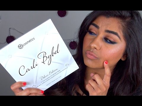 CARLI BYBEL DELUXE EDITION PALETTE EXPOSED | Doovi - photo #33