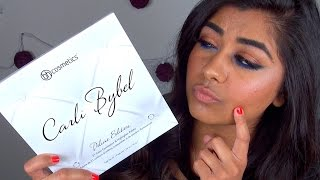 NEW BH Cosmetics x Carli Bybel DELUXE Palette: WORTH THE HYPE?!
