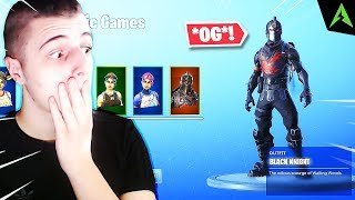 I did * GO ACCOUNT * on Fortnite.. (* OG antidote *)
