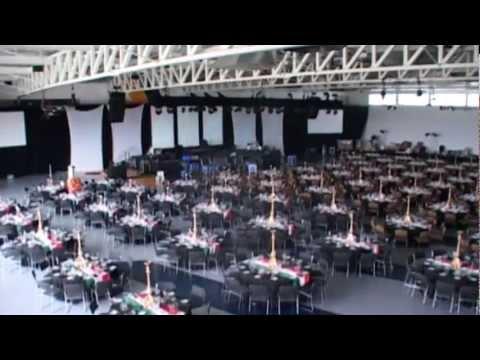 Westpac Centre - Adelaide Event Setup