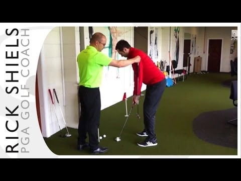 Putting Lessons with Andy Gorman Part 1