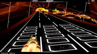 Audiosurf ride to