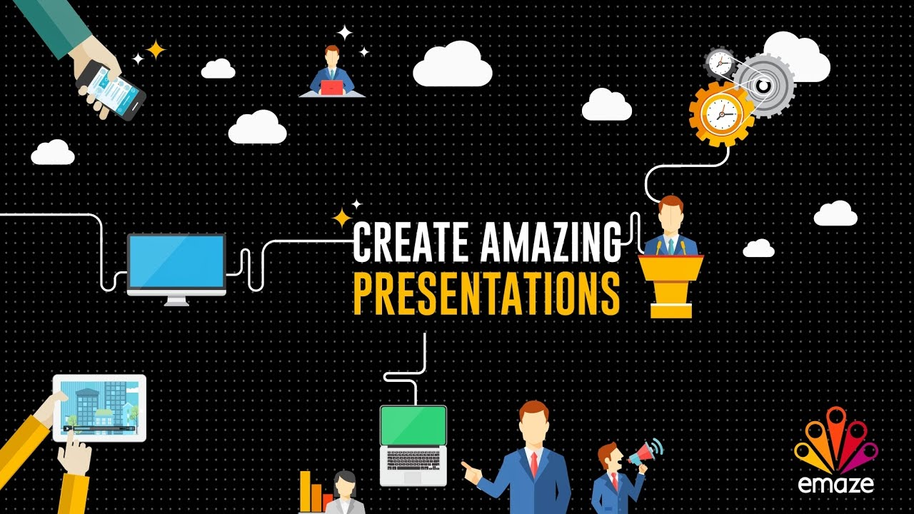 presentation emaze