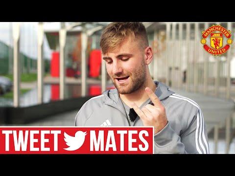 Tweet Mates: Luke Shaw