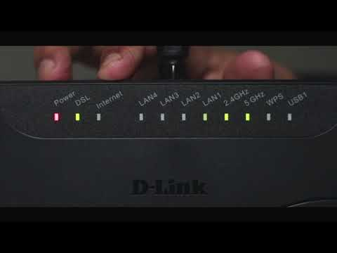 DSL-2877AL Setup Video