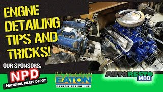 Engine Detailing Painting and Assembly Tips and Tricks Episode 386 thumbnail