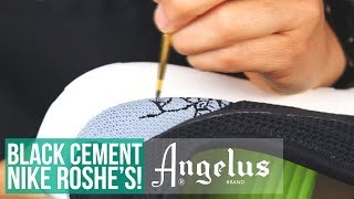 custom sneakers tutorial