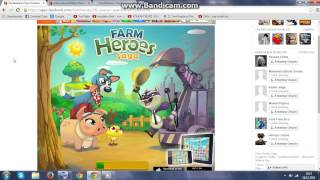Farm Heroes Saga Level VE Fasulye Hilesi 2014 2015