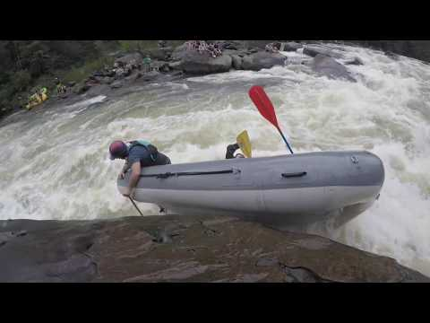 2018 Whitewater Rafting Carnage Video Part 1