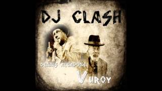 DJ Clash - Dennis Alcapone Vs U Roy (Full Album)