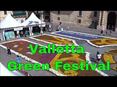 Valletta green festival,  MALTA, 2018