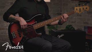 Vintera Series '60s Jazz Bass | Vintera Series | Fender