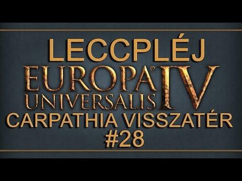 Leccpléj Europa Universalis IV - 28. rész: Se veled, se nélküled