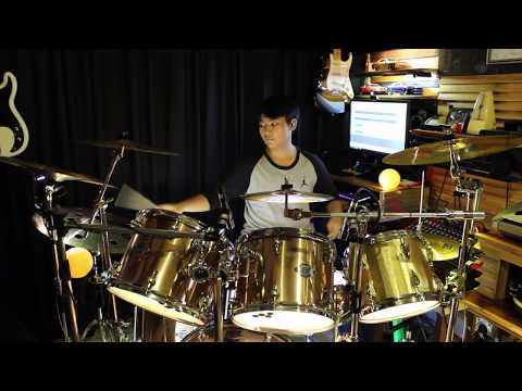 FLY HIGH!! - BURNOUT SYNDROMES / Opening 4 Haikyuu-Drum Cover