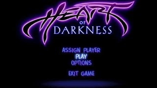 Heart of Darkness gameplay (PC Game, 1998)