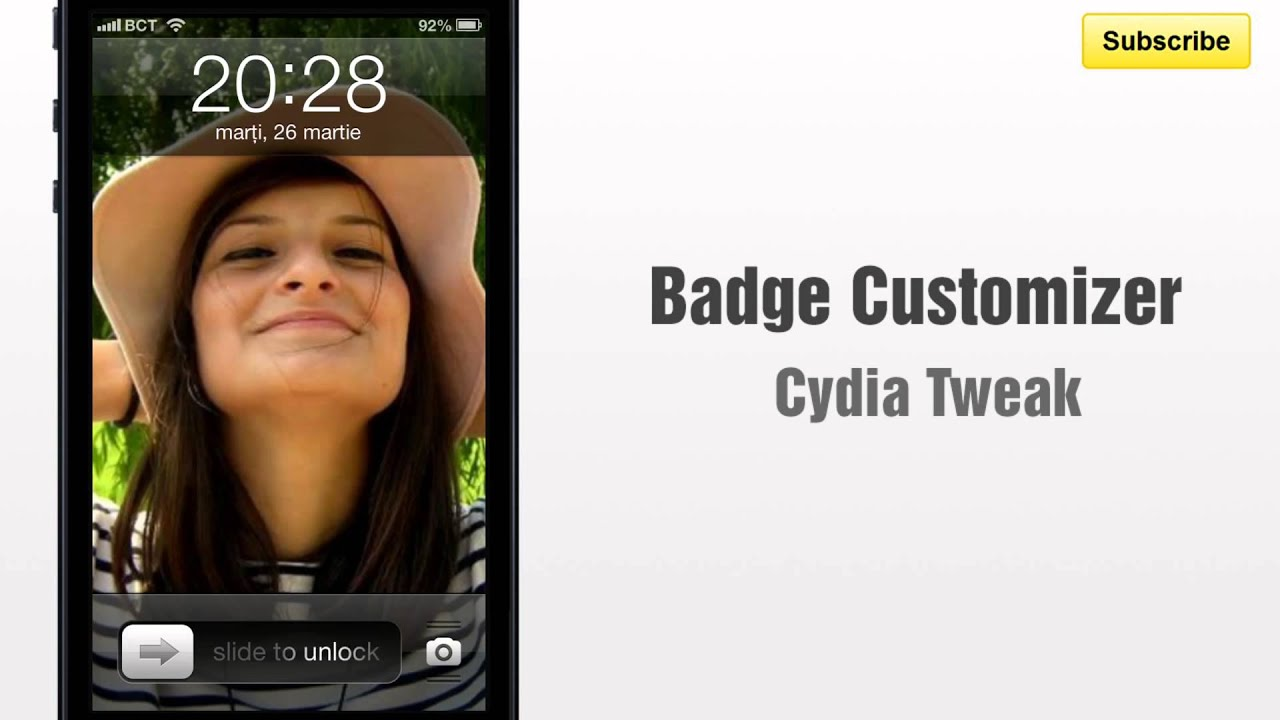 Badge Customizer