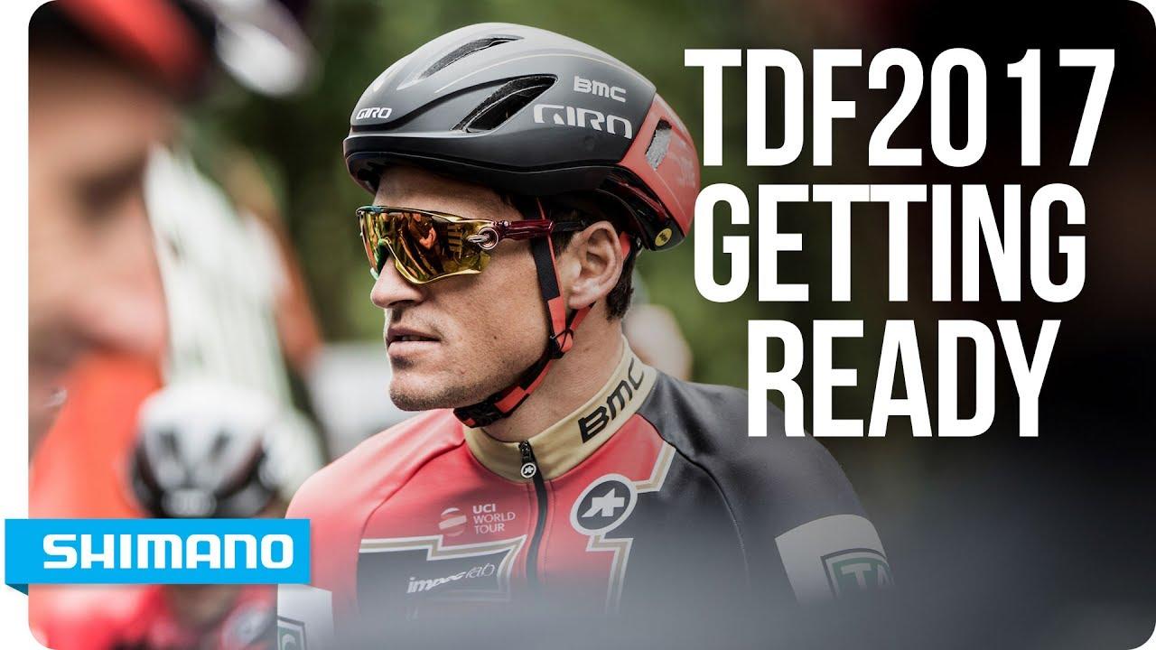 Tour de France 2017 - Getting Ready