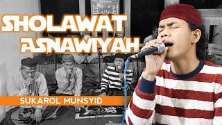 Sukarol Munsyid   Sholawat Asnawiyah