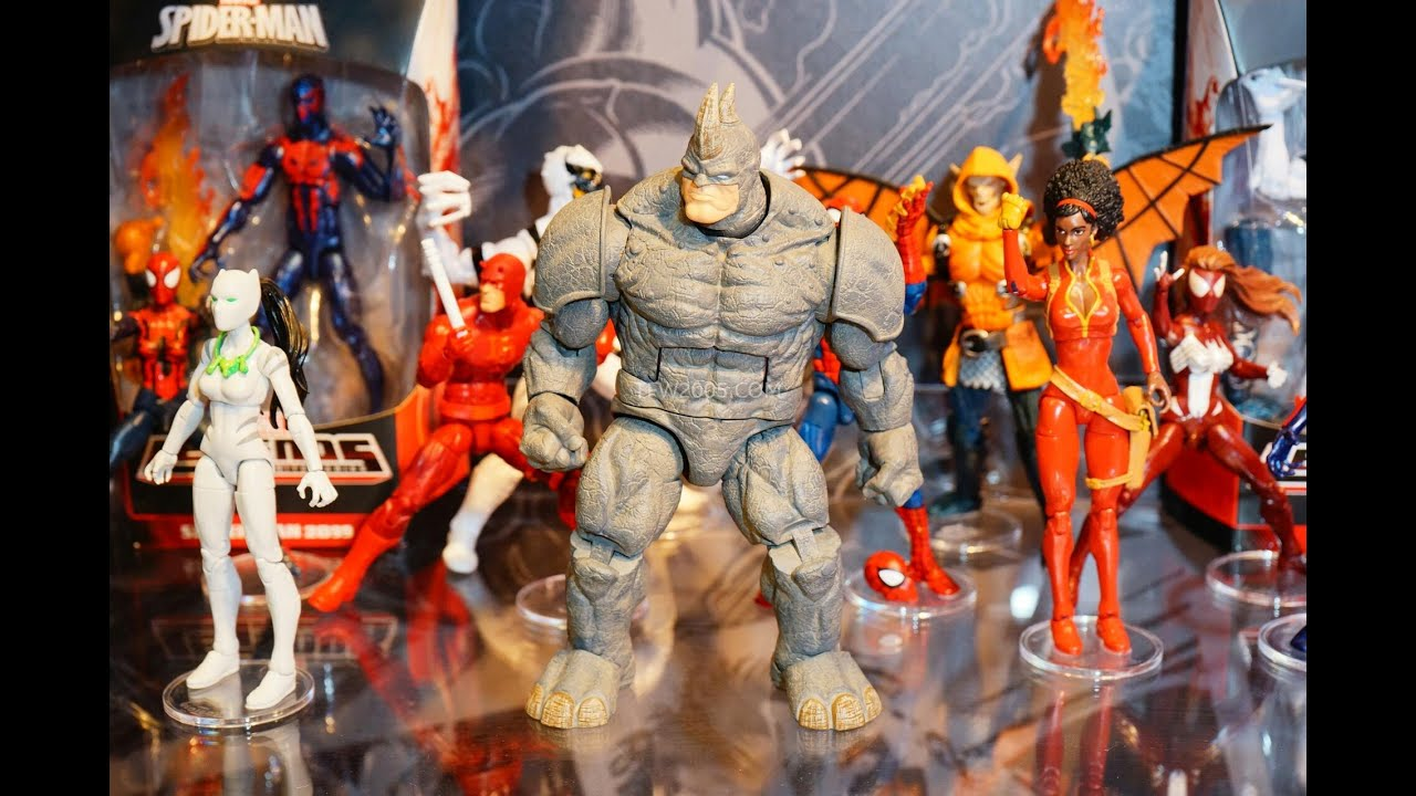 thoughts on the marvel legends amp universe hasbro figures