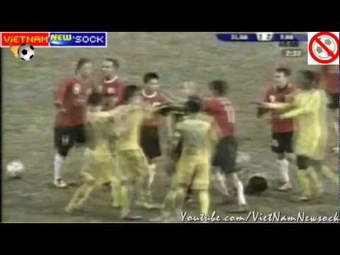 Sock toàn tập bạo lực bóng đá Việt Nam