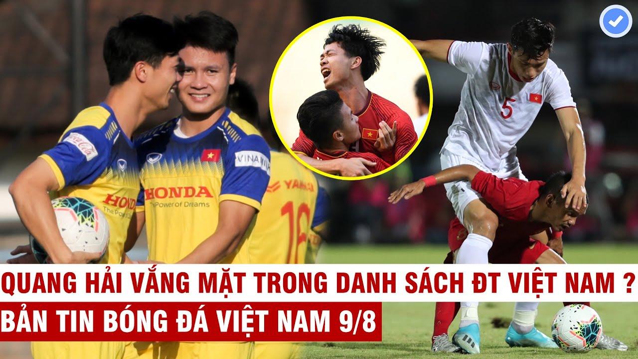 VN Sports 9/8 | C.Phượng vắng mặt trong danh sách ĐTVN? Báo Indo chê Văn Hậu bị Heereveen trục xuất