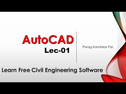 AutoCad Learning by Parag Pal
