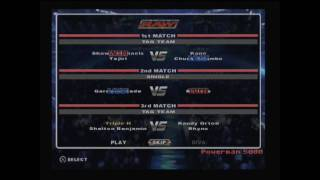 WWE Smackdown VS Raw PS2 Review
