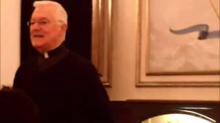Monsignor Vince Krische