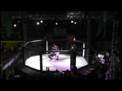 1º VALE DO AÇO FIGHT  LUTA 01