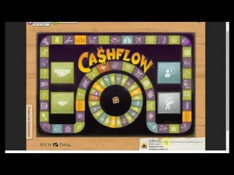 Gra Cashflow za darmo - rozwijaj swoją wiedzę finansową i ciesz się grą z Przyjaciółmi