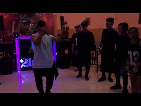 BANG BANG BANG (BIGBANG) - Pudding Vũ Live Cover @ YoLo Party Tây Ninh