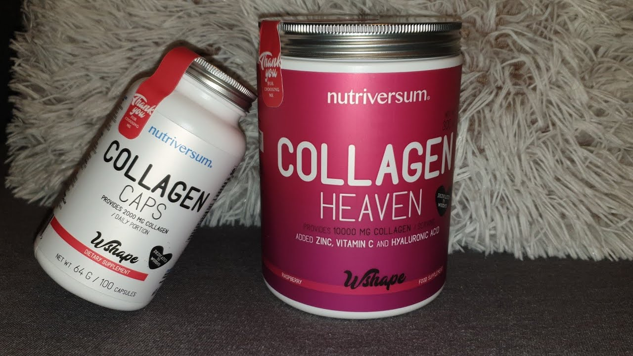 collagen heaven a glükózamin és a kondroitin hasznos