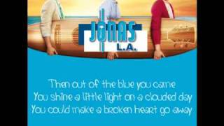 [3.85 MB] Jonas Brothers - Summer Rain (Lyrics)