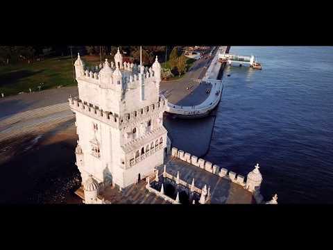 Lisbon Portugal 4K | Lisbon Travel 2018 | DJI Mavic 2 Pro