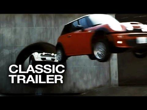 The Italian Job (2003) Official Trailer # 1 - Mark Wahlberg HD películas sobre estafadores y ladrones