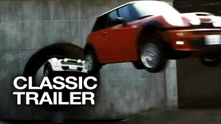 The Italian Job (2003) Official Trailer # 1 - Mark Wahlberg HD
