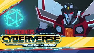 'Dark Birth' 😈 Ep. 206 | Transformers Cyberverse: Power of the Spark