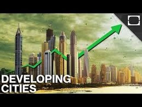 The World's Fastest Developing Countries FULL Documentary 2016