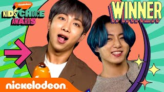 Best Speeches (Compilation) Ft. BTS, Millie Bobbie Brown More!   Kids' Choice Awards 2021