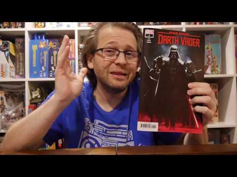 Marvel Comics Review: Star Wars: Darth Vader #1
