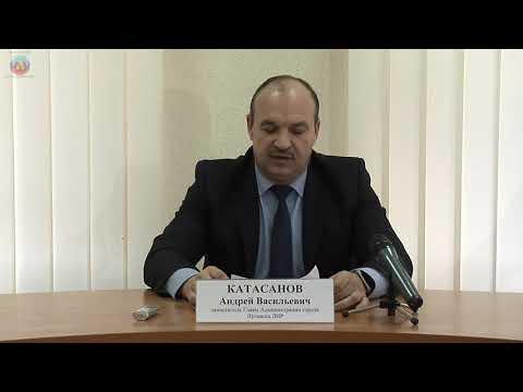 lgikvideo: брифинг 120320 Катасанов