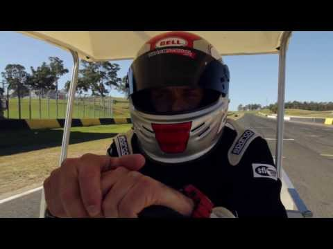 Turn by Turn Guide to the Sydney Motorsport Park with John Boston