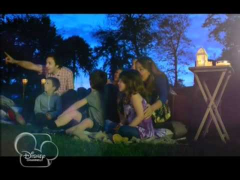 Disney channel Poland - Continuity 02-07-12