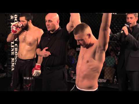 WCFL X | Fight 8   Ryan Donelly vs Jeremy Christensen