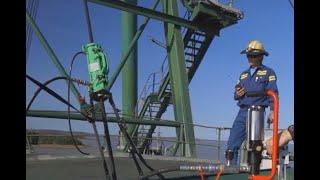AMA Viper Limpiador y lubricador de cables de acero