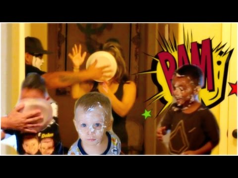 PRANK VIDEO - PIE TO THE FACE #2
