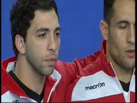 Egypt vs Gabon - 22nd African Men's Handball Championship